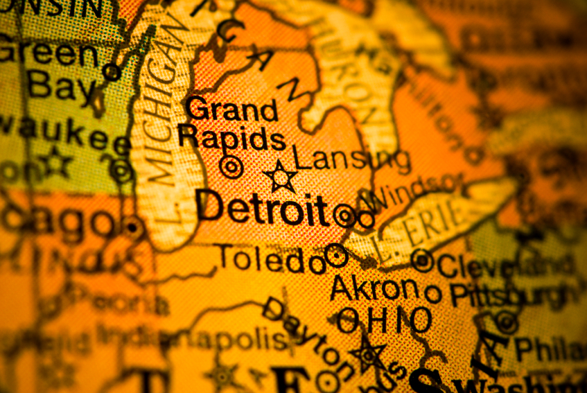 Q: How can I become a property manager in Detroit, Michigan?