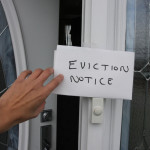 How do you evict a tenant?