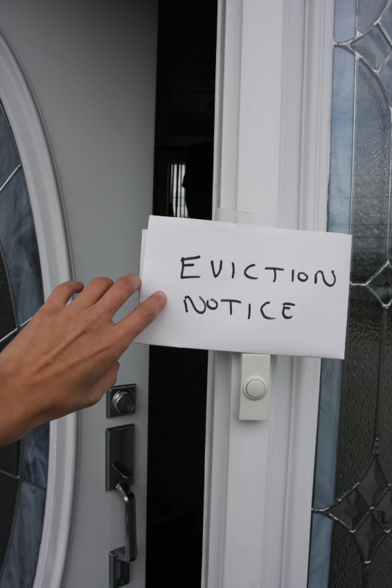 Q: How do you evict a tenant?