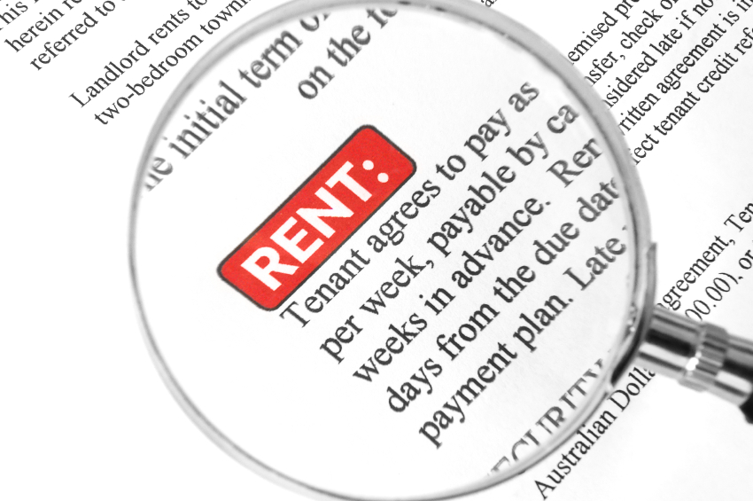 Q: Can a property manager raise rent based on past rental history?