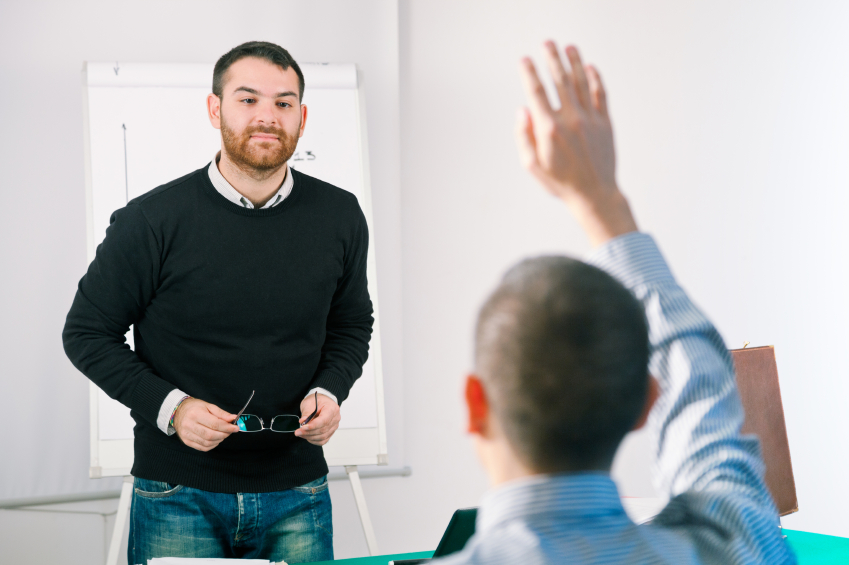 Q: Who do you recommend for property management training?