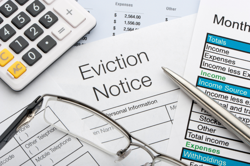 Q: What are good reasons to evict a tenant?