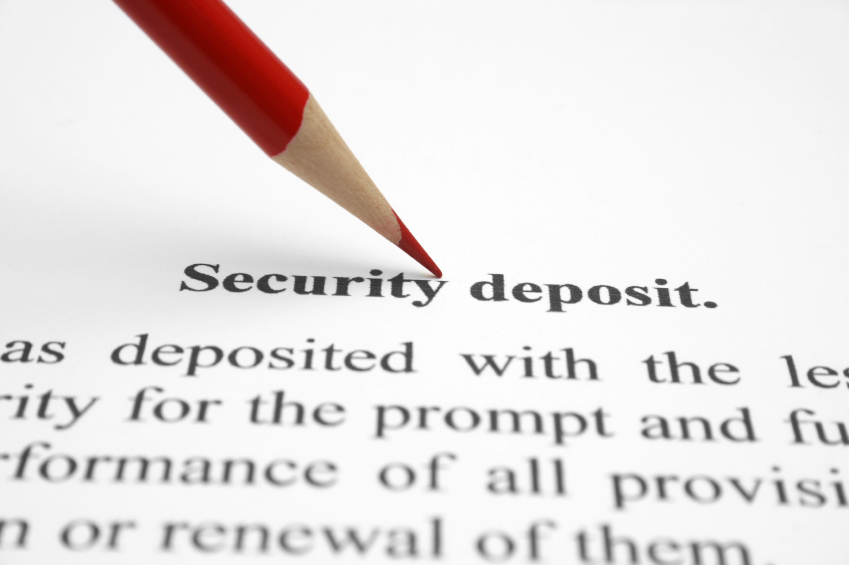 Q: Are landlords allowed to charge two month's security deposit?