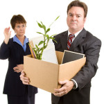 What is the termination procedure for a property manager?