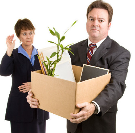 Q: What is the termination procedure for a property manager?