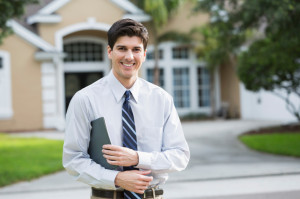 Can an HOA employee act as a property manager?