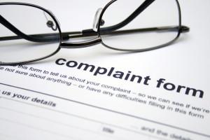 Disclosing Complaints