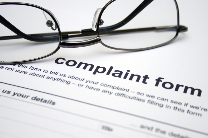 Q: Can the HOA's management company disclose complaints?