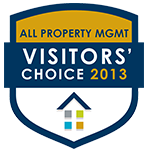 2013 Visitors' Choice Awards