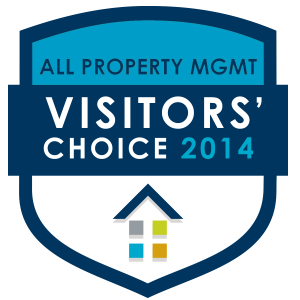 2014 Visitors choice awards