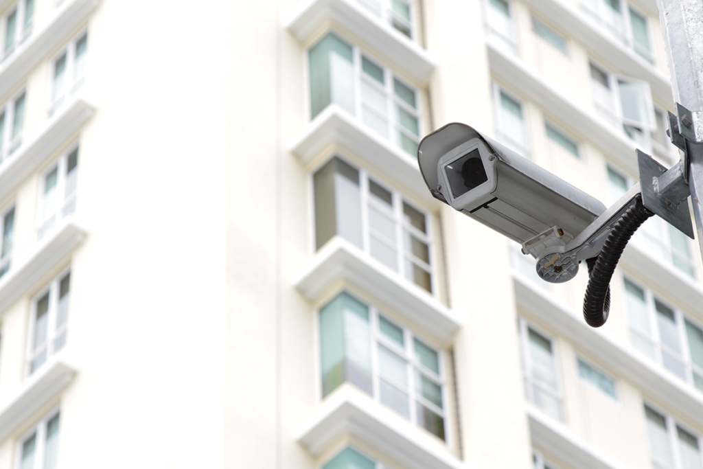 Security Cameras for Rental Properties