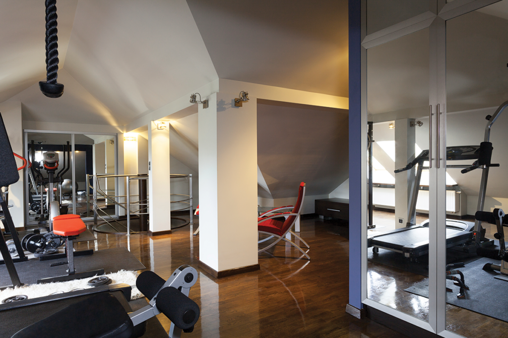 Residential Fitness Programs | All Property Management
