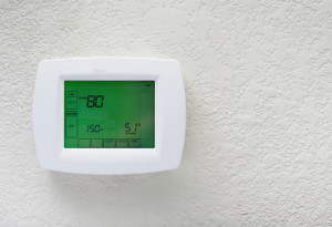Environmentally-friendly technologies like programmable thermostats  increase rental property owners' rental incomes
