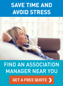 Save time avoid stress - get a quote from a professional association manager