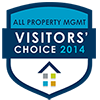 2014 Visitors' Choice Award