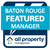 All Property Management Baton Rouge Featured Manager
