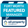 All Property Management Fort Worth Featured Manager