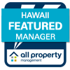 All Property Management Hawaii Featured Manager