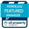 All Property Management Culver Honolulu Featured Manager
