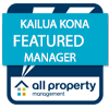 All Property Management kailua kona Featured Manager