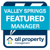 All Property Management Valley Springs Featured Manager